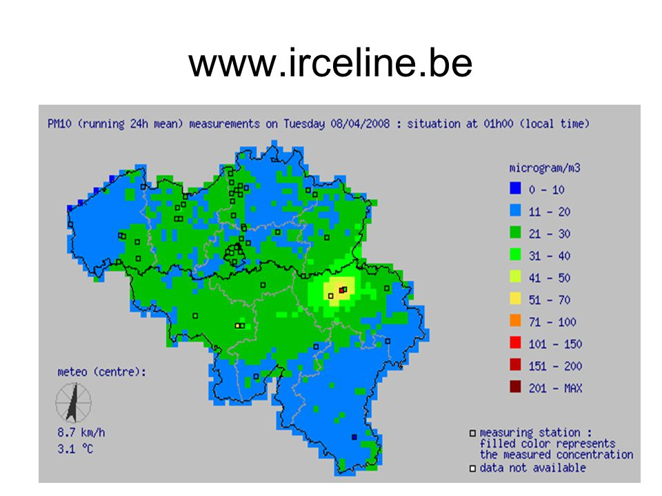 www.irceline.be [top]